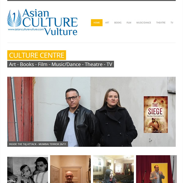 Asian Culture Vulture - Square